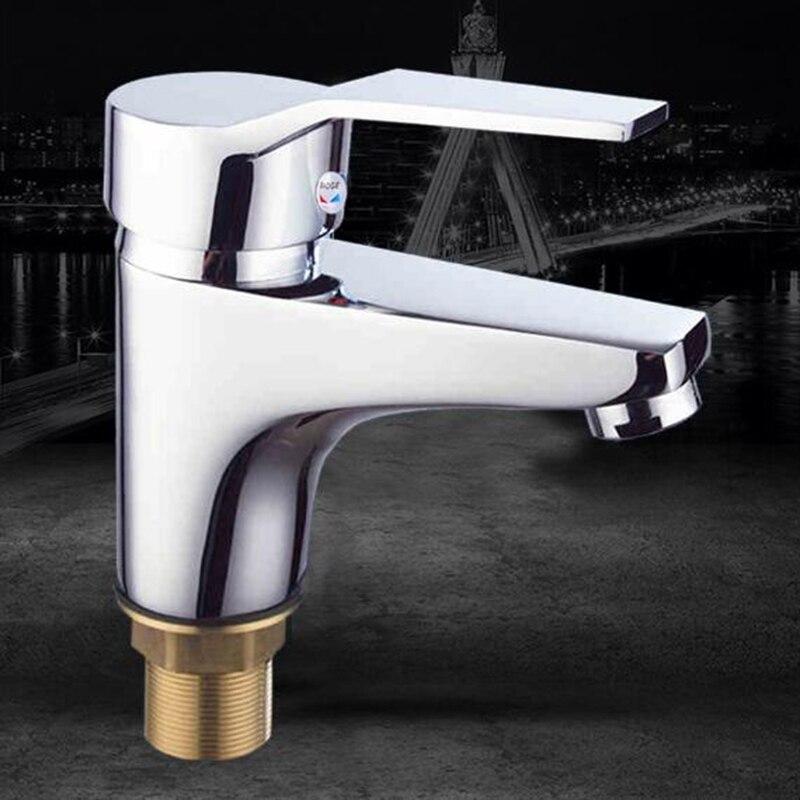 MTTZUK Wholesale And Retail Deck Mount Bathroom Faucet Single Handle ...
