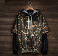 2016 New Men Winter Warm Hoodies Thick Sweatshirt Camouflage Hoodie Velvet Tracksuit Men Plus Size M L XL 2XL 3XL 4XL 5XL