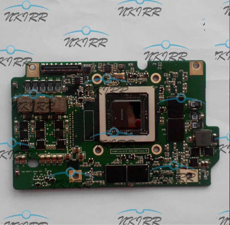 100% Working Quadro FX 3600M FX3600M G92-975-A2 512Mb C73YJ FT903 0FT903 0C73YJ VGA Video Card For DELL Precision M6300 M90