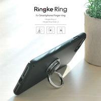 Ringke Yüzük Cep Telefonu Tutucu Parmak Yüzük 360 Derece Ayarlanabilir Telefon iPhone 2 Ücretsiz Mounts ile 678X Evrensel Standları