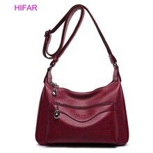 Women's leather handbag female casual totes ladies shoulder bag design zipper pu hobos women bag messenger bags bolsa feminina
