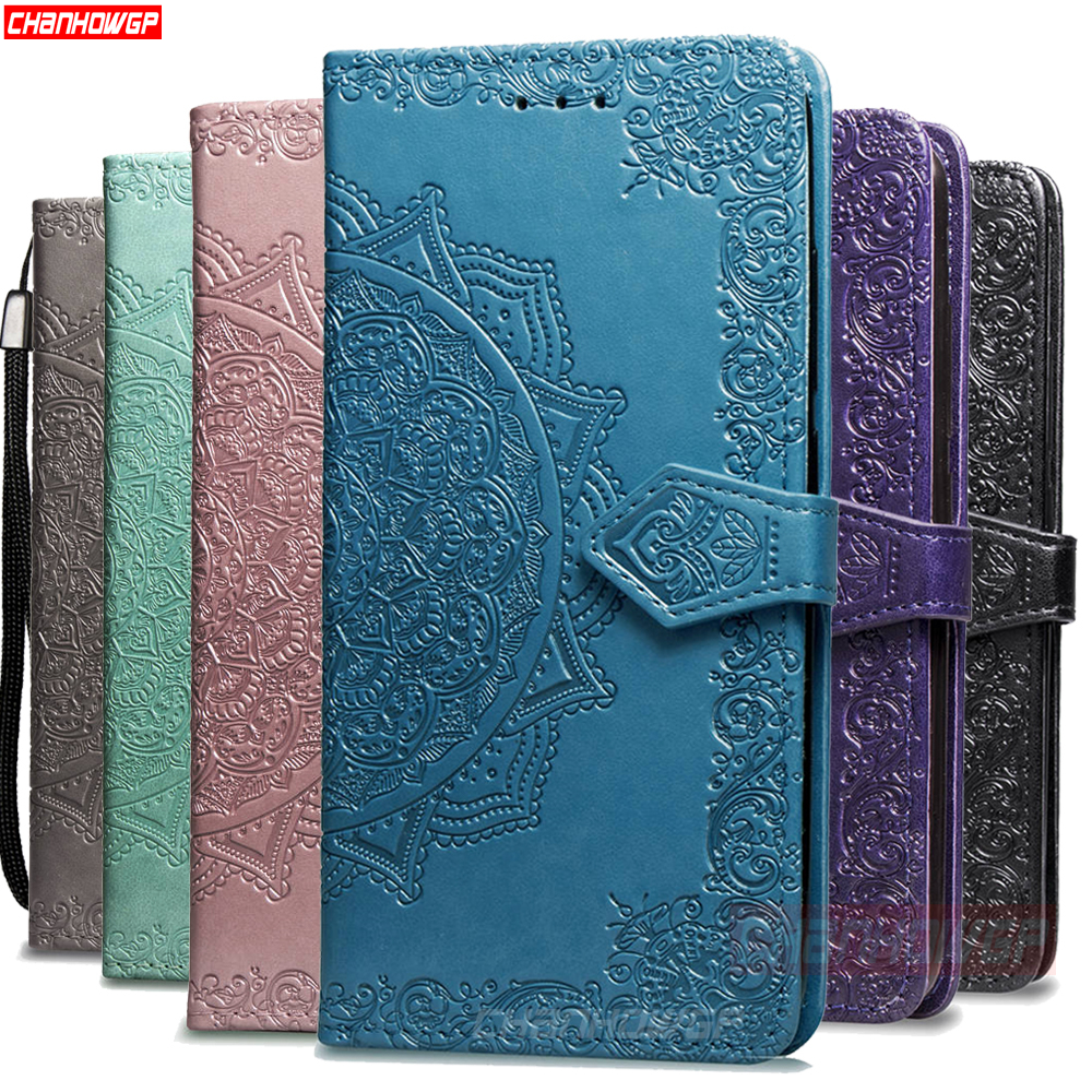 3D Floral Wallet Case For Samsung Galaxy S6 S7 Edge S8 S9 Plus A7 A9 A6 A8 J2 J4 J6 Plus J8 2018 A5 J3 J5 J7 2017 2016 Cover