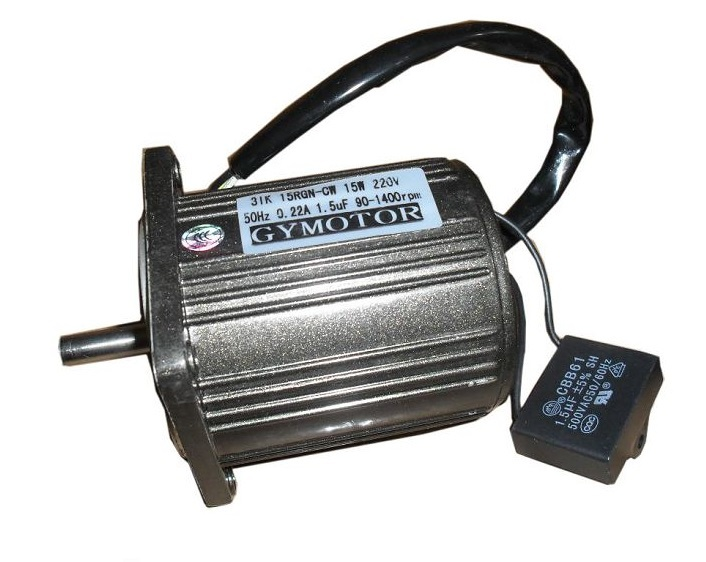 цена на AC 220V 15W Single phase Constant speed motor without gearbox. AC high speed motor,
