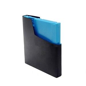 Image 2 - 10 Teile/satz Matte Abdeckung Staub Fall Spiel Patrone Schutz Hülse Für Nintendo NES