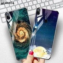 Telefon Fall Für Huawei Ehre 10 Lite Fall Coque Für Huawei Ehre 9 Lite Spielen 8A 8C 8s 7A 7C Pro 8x Max 9A Gehärtetem Glas Stoßstange