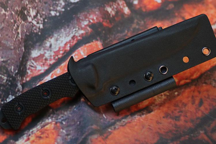 PSRK nóż matou 60HRC Wysokiej jakości ostrze YTL8 G10 uchwyt - Narzędzia ręczne - Zdjęcie 3
