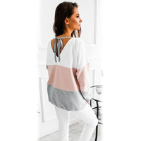 Female T Shirt Plus Size Long Sleeve Vogue Women Tops Autumn Lady S Clothes Top For
