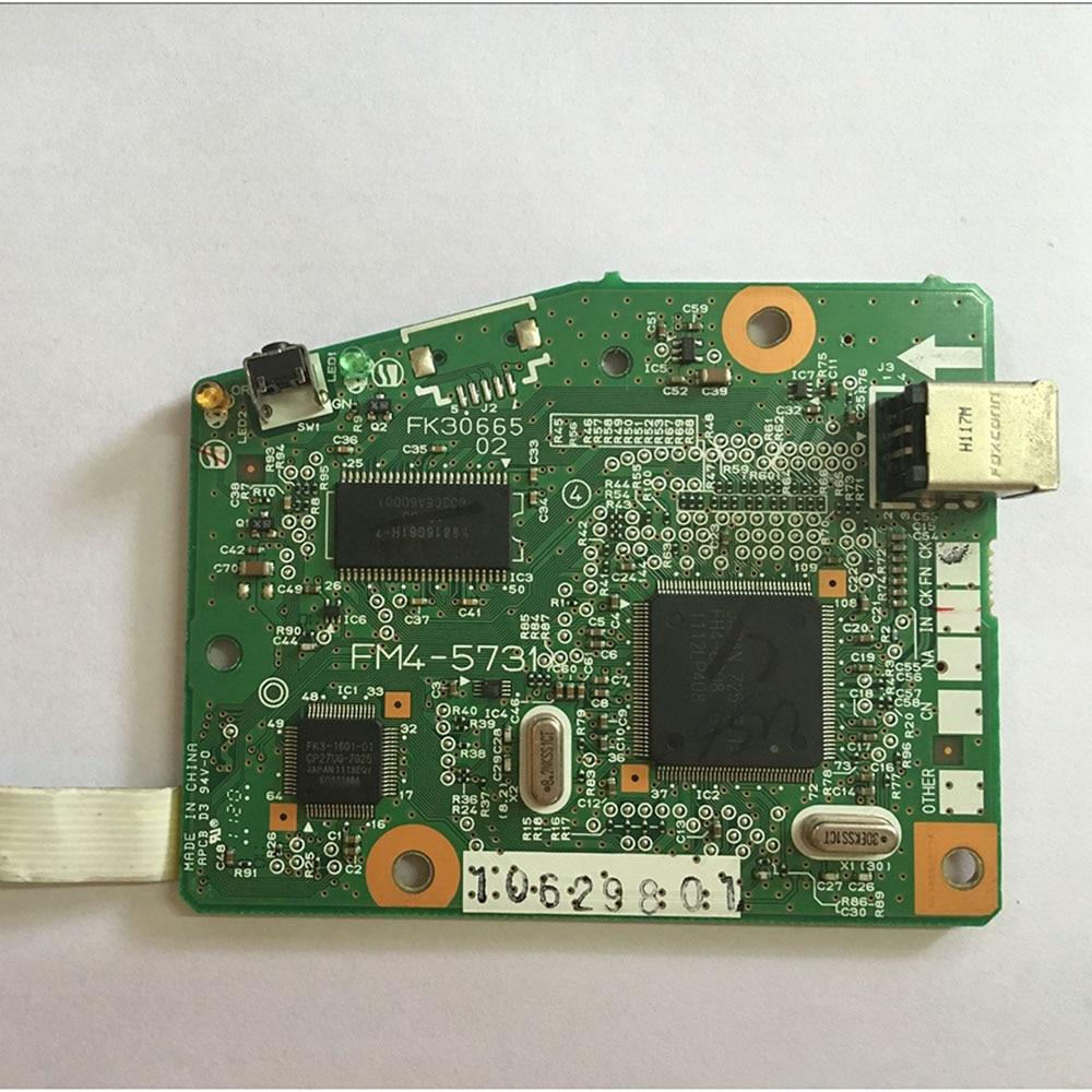 Formatter Board logic Main Board MainBoard mother board For Canon LBP 6000 6018 6108 logic main board for canon mp170 mp 170 formatter board mainboard qm2 3210