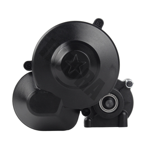 Image 4 - INJORA Plastic Complete Center Gearbox Transmission Box with Gear for Axial SCX10 SCX10 II 90046 90047 1/10 RC Crawler Car
