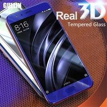 цена на 9H Upgrade Full Cover Tempered Glass For Xiaomi Mi 6 Mi6 mi5s Plus Screen Protector For Xiaomi mi6 mi5x mi5c Protective Glass