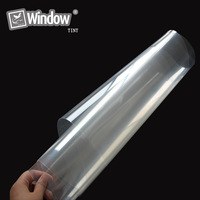4mil Clear Safety Window Tints 20inch X 10ft Home Window Protection Film