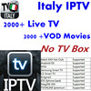 1 3 6 12 Months Italy IPTV Europe IPTV Support Android M3u Enigma2 Mag250 And Tvonline