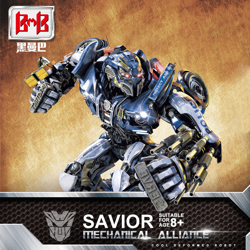 Black Mamba Deformation Robot Metal Diecast Toy Vehicles Carl Gift For Kid's Toys Trans-robot Super Hero Boy's Toy Car Model Toy