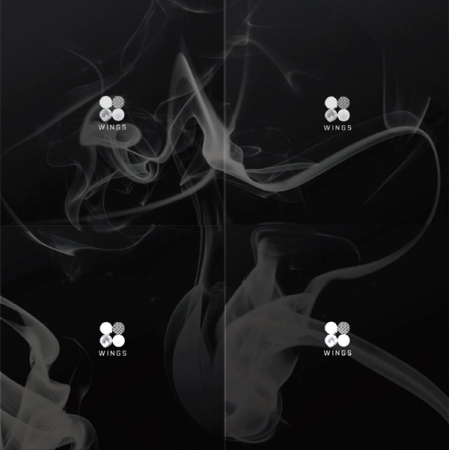 BTS BANGTAN  2ND ALBUM - WINGS ( W + I + N + G ) version set Release Date 2016.10.11 kpop
