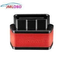 KONNWEI KW903 Elm327 pic18f25k80 OBD2 Bluetooth OBD2 tarayıcı kod okuyucu Elm 327 OBD 2 v1.5 Android için otomatik teşhis aracı