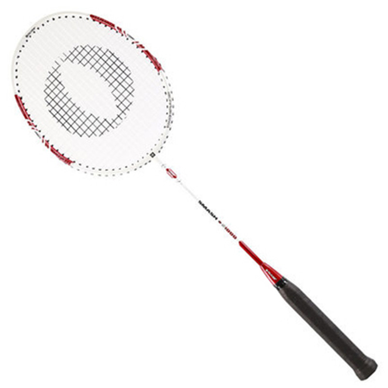 Badminton Racket 100% Carbon Badminton Racquet Red And White Badminton Racket 3U 4U SMASH S1000