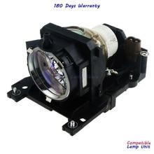 Replacement Lamp Module DT00911 for Hitachi HITACHI HCP-A10/CP-WX401/WX410/MVP-E35/XW410/CP-X201/X206/X301/X306/X401/X450/X467