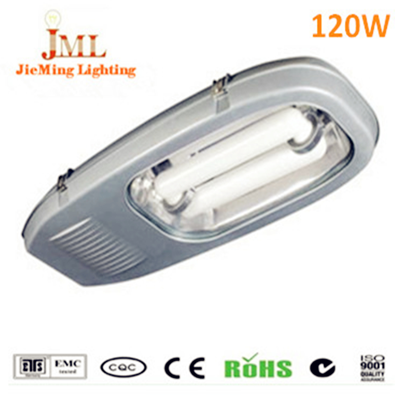 Highway Lighting Fixture 120W Electrodeless Discharge Induction Street Light 5 years warranty induction street light