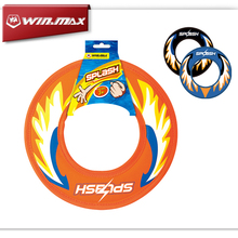 Beach Frisbee Real action Flying Ring Sprint Ring Single Unit Neoprene Hollow Flying Disk Outdoor toys for Beach Entertainment
