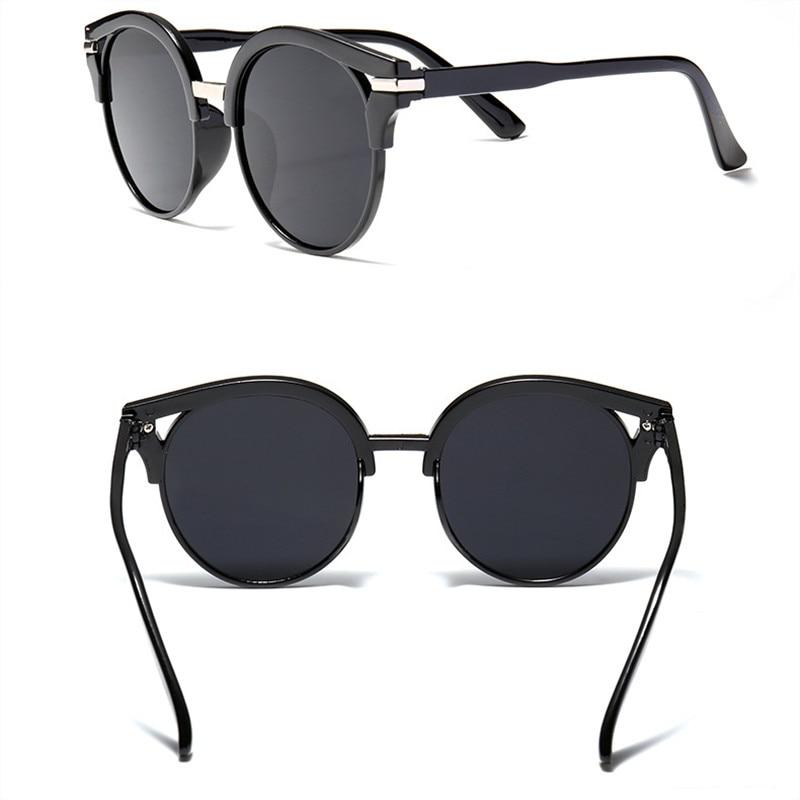 2019 nuevas gafas de sol de mujer de moda gafas de sol redondas - Accesorios para la ropa - foto 6