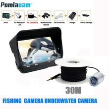 X3 камера для ловли со льдом и водой, видео камера для просмотра рыбы, подводная рыболовная камера для глубоких съемок, записи, обнаружения/6 светодиодов ИК ночного видения