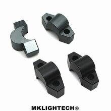 MKLIGHTECH For HONDA X-ADV XADV 300 750 1000 2017-2019 Motorcycle Handlebar Riser Bars (Riser 20mm) Heighten Kits