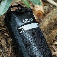 30L pvc outdoor waterproof bag swimming diving drifting river trekking travel camping packageAirtight waterproofing