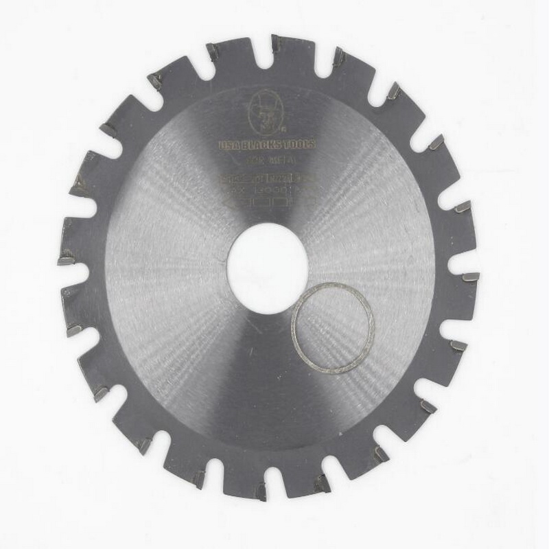 Free Shipping Of 1PC Professional Grade 110*20/16*24Z TCT Saw Blade Cut Disc For Steel Iron Aluminum Copper Profile Cutting