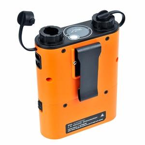 Image 5 - Kit batterie Flash Speedlite noire Kit PB960 4500 mAh + câble de PB USB pour Nikon canon Yongnuo Godox Flash Speedlite Sony