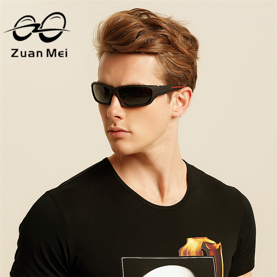 Zuan Mei Brand Polarized Sunglasses Men Driving Sun Glasses For Women Hot Sale Quality Goggle Glasses Men Gafas De Sol ZMS-01