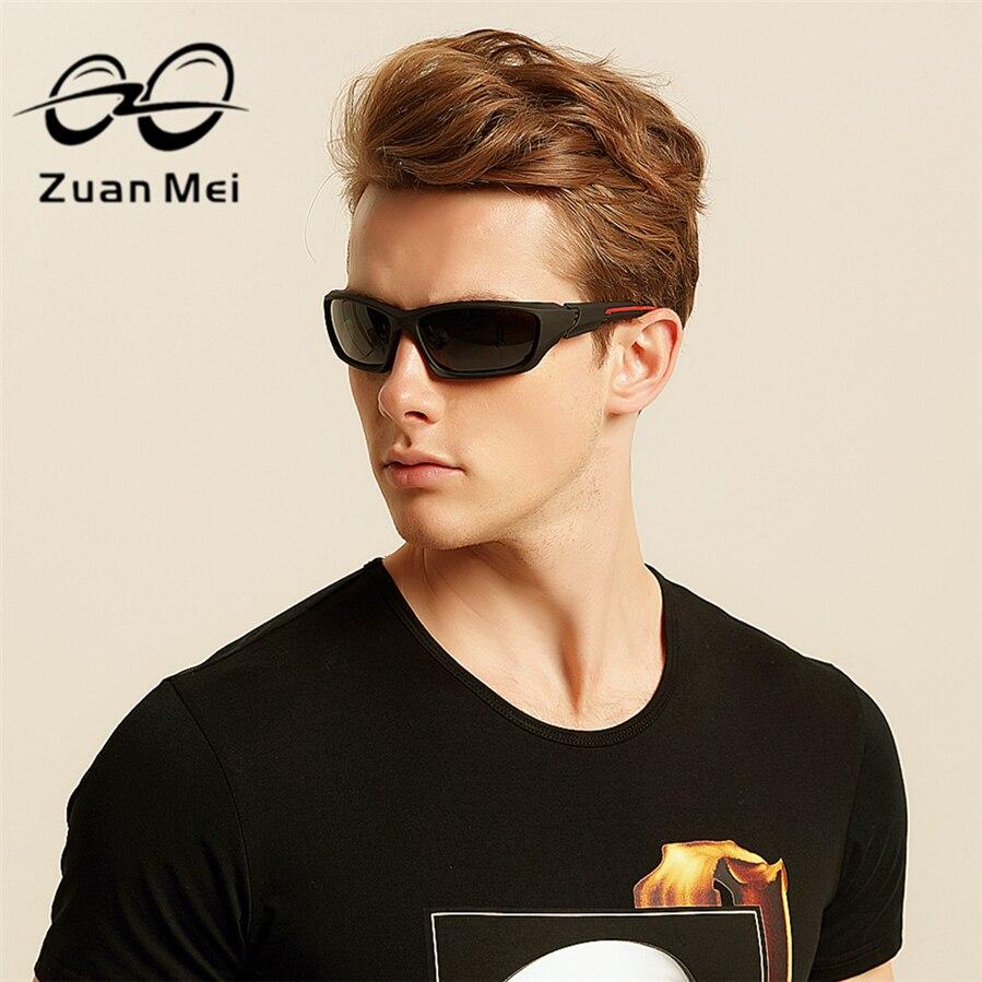 Zuan Mei Marke Polarisierte Sonnenbrille Männer Fahren Sonnenbrille Für frauen Heißer Verkauf Qualität Goggle Männer Gafas De Sol ZMS-01