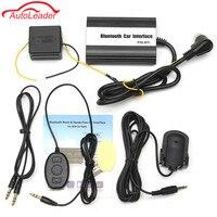 1 компл. Авто bluetooth Наборы Hands-Free USB SD 3.5 мм Aux автомобиля MP3 Кабель-адаптер Интерфейс для volvo HU CD изменение