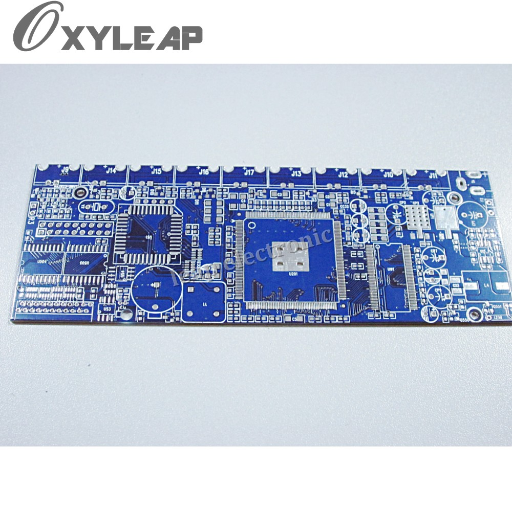 25mm 4 Layer Printed Circuit Boardyellow Soldermask Pcbyellow Boards Motherboard Made In China Buy Prototype Pcb Universal Boardfr4 Board Manufacturer Fast