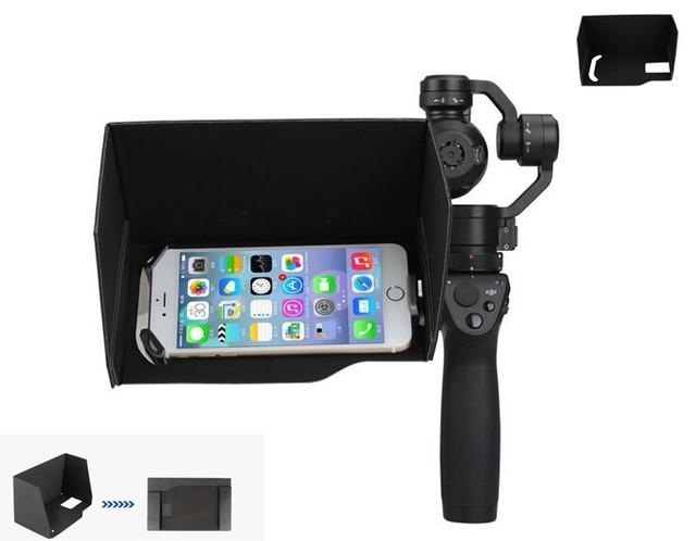 Экран от солнца dji длина экрана набор фильтров для камеры для дрона dji