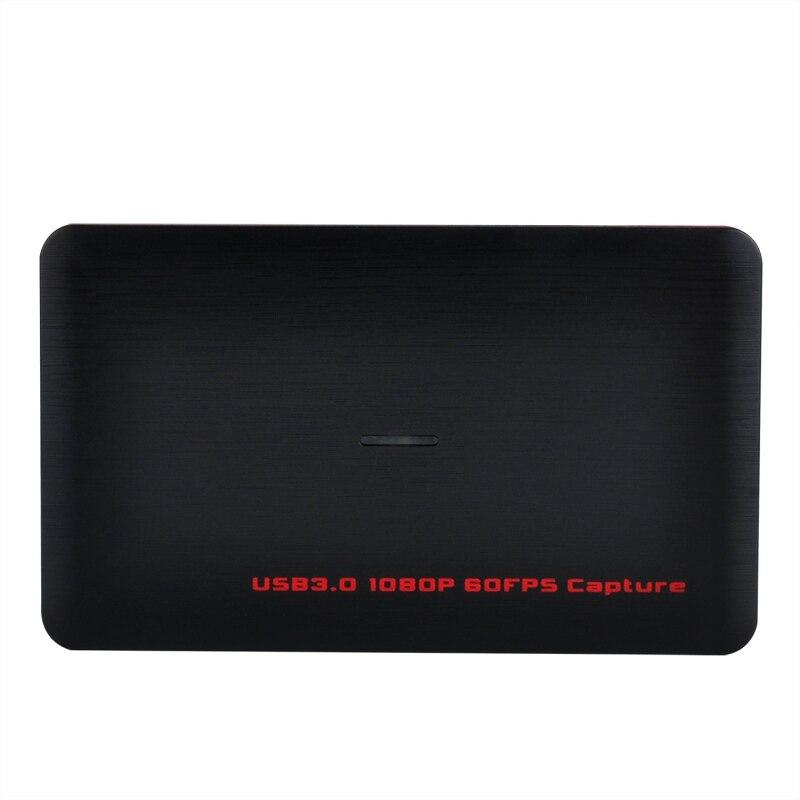 Ezcap 1080P 60fps enregistreur vidéo Full HD 287 HDMI vers USB dispositif de carte de Capture vidéo pour Windows Mac Linux prise en charge du Streaming en direct - 5