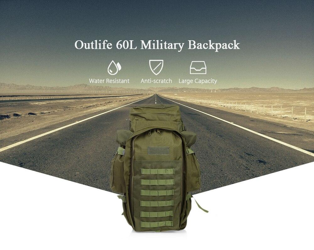 60L Outdoor Backpack Pack Rucksack for Hunting Shooting Camping Trekking Hiking Traveling Backpacks Waterproof Bags (18)