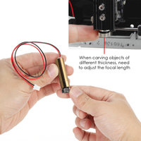 1500mW 405nm Violet Light Laser Head Necessary Accessory for DIY Carving Engraving Machine Engraver