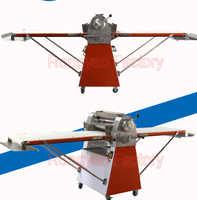 RY-500 stojak typu elektryczny wałkownica do ciasta na ostre/żywności wałkownica do ciasta maszyna do produkcji arkuszy
