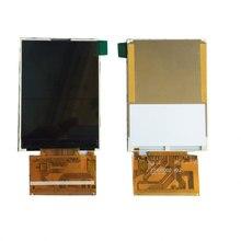 2,4 inch TFT LCD bildschirm LCD mit touch screen Parallel port MCU Serielle port SPI 37pin solder MCU 8/ 16bit Standard 16bit ILI9341