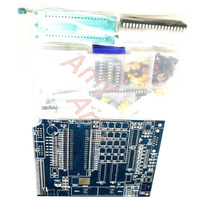atmega16 development board / learning board / mega16 development board AVR development board kit