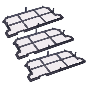 Efficient Dust Hepa Filter For Chuwi Ilife V7S Pro V7S V7 Robot Vacuum Cleaner Parts Dust Hepa Filter Accessories 3Pcs
