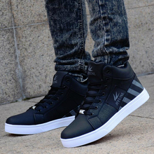 NEW Brand Men Shoes Spring Autumn Fashion Boots Sho