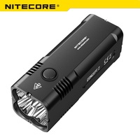 2018 NEW NITECORE C2 LED Flashlight 6500 Lumens 4 x CREE XHP35 HD Rechargeable Outdoor Camping Searching by 18650 Battery