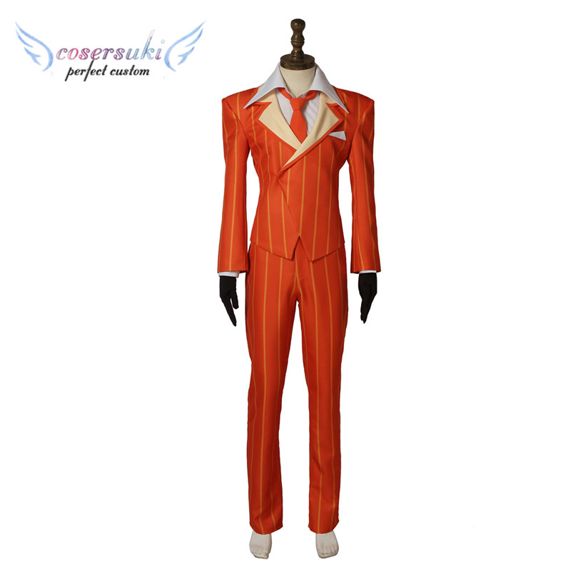 OVERLORD demiurge Cosplay Costumes Stage Performence Clothes Perfect Custom for You