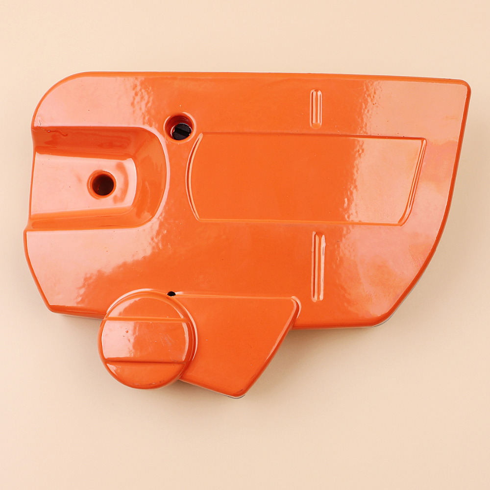 Chain Brake Clutch Side Cover For Husqvarna 445 450 Chainsaw Spare Parts 544097902 544097901