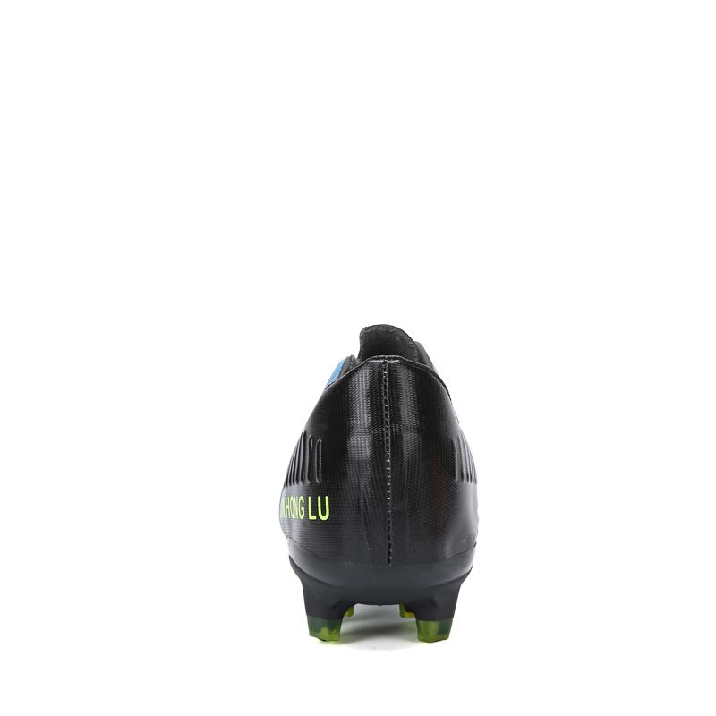 47d6f42de45 Outdoor soccer shoes mens FG soccer cleats superfly football boots ...