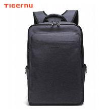 Женщины рюкзак школы для подростков моды рюкзак мужской Anti-theft молния водонепроницаемый 14 inch 17 inch ноутбук рюкзак случае