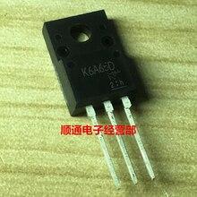 O envio gratuito de 5 pçs/lote TK6A65D TOS K6A65D 6A 650 V original novo
