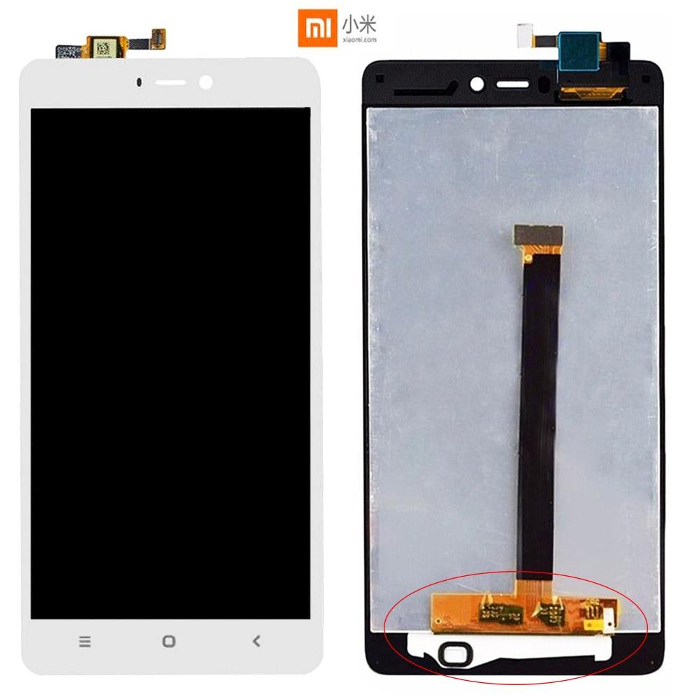 Sinbeda D'origine 5.0 ''LCD Pour Xiao mi mi 4S mi 4S M4s Écran LCD Tactile Écran Numériseur Assemblée pour Xiao mi mi 4S LCD