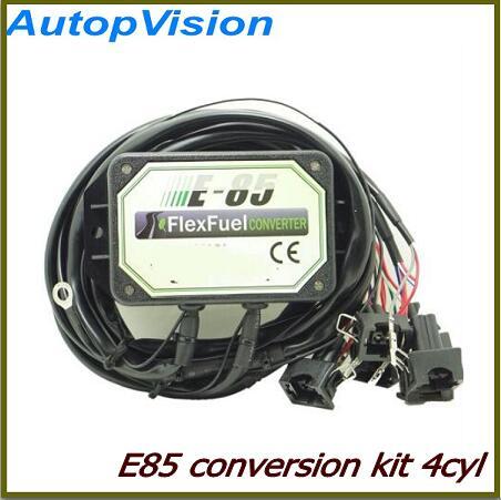 E85 kit di conversione e85 4cyl con Avviamento A Freddo Asst. biocarburanti, etanolo auto, convertitore a bioetanolo
